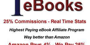eBooks Affiliate Program
