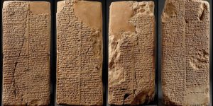 Sumerian Kings List